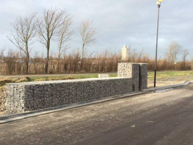 steenkorven aanleggen in Brabant